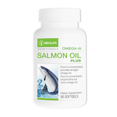 Gnld neolife salmon oil plus fish oil case of 6 for Best rated fish oil