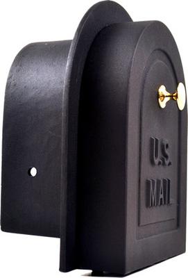6 Quot Brick Column Mailbox Door Replacement Brick Mailbox Doors