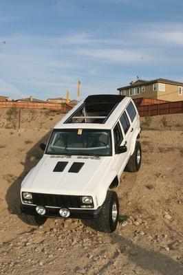 Jeep Xj Soft Top >> Jeep Xj Special 84 96 Sliding Ragtop