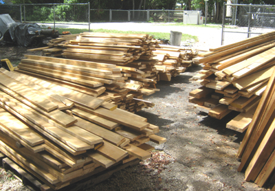 Teak lumber for sale for Decking planks for sale