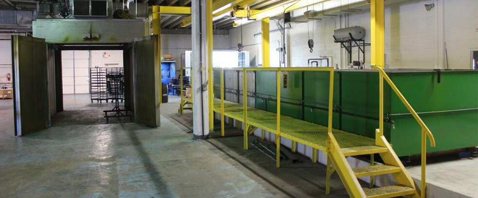 Electroplating Services - Metal Finishing | AFT Industrial