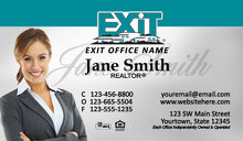 Exit realty business cards exit 2 colourmoves Image collections
