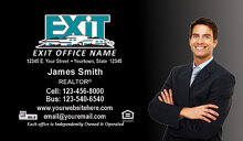 Exit realty business cards exit 4 colourmoves Image collections