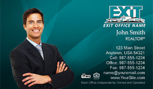 Exit realty business cards exit 9 colourmoves