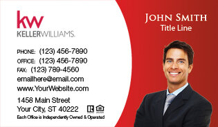 Keller williams business cards designs signs logo templates keller williams 17 pronofoot35fo Gallery