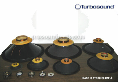 Turbosound RC-1207 Recone Kit for LS-1207