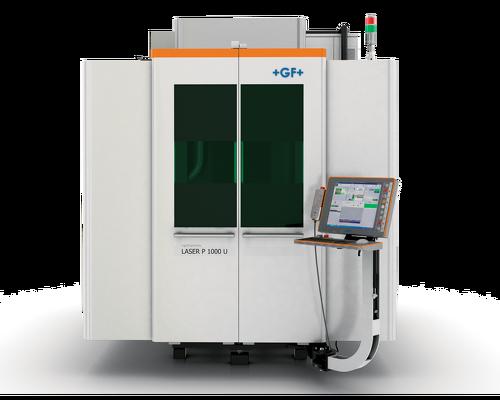AgieCharmilles Laser P 1000 U
