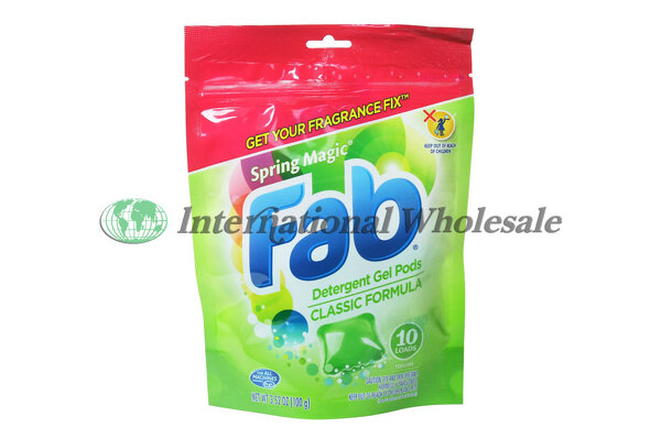 Wholesale Dollar Laundry Liquid