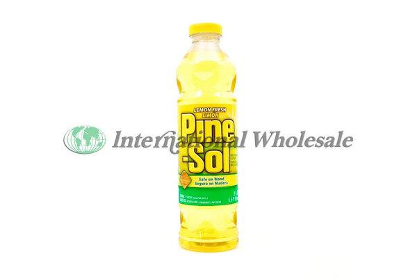 Pine Sol Lemon 12 28 Oz Pine Sol Liq Clnr Lavender 12 28
