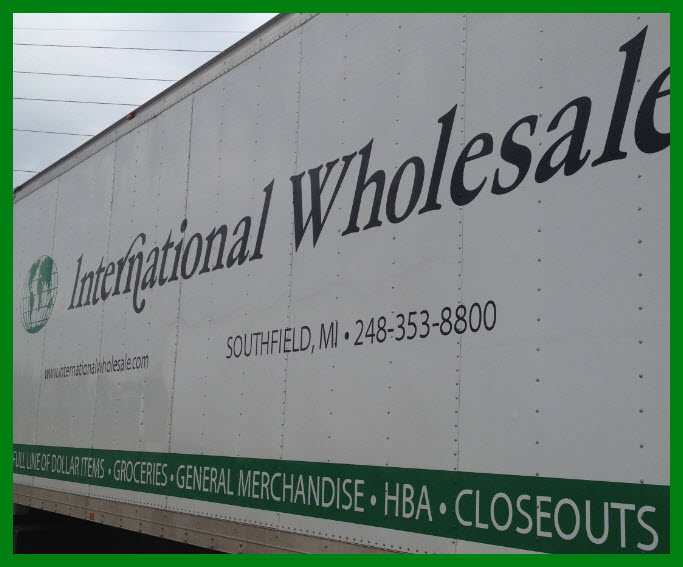New International Wholesale Exterior Showroom Truck Fleet