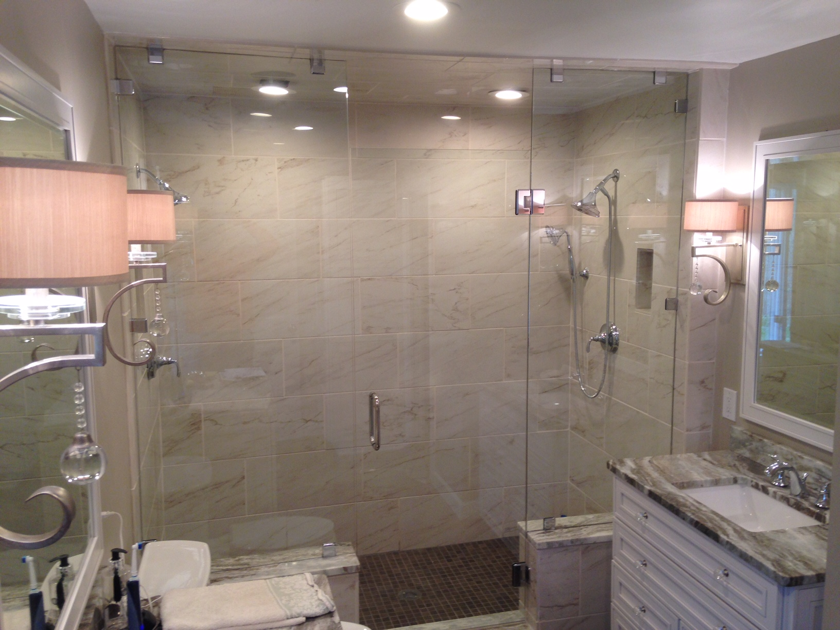 Glass Showers And Glass Shower Doors