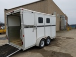 Rhino Lining Your Horse Trailer