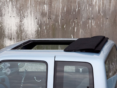 35 Quot X 35 Quot Two Fold Sliding Ragtop Sunroof