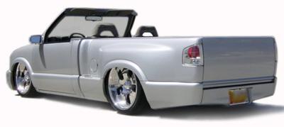 S10 convertible Roadster kit