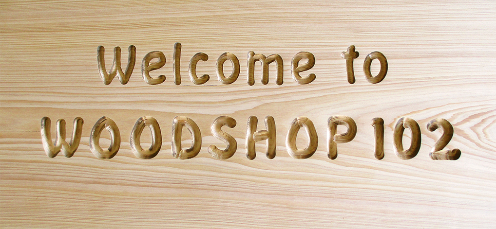 How To Route A Wood Sign